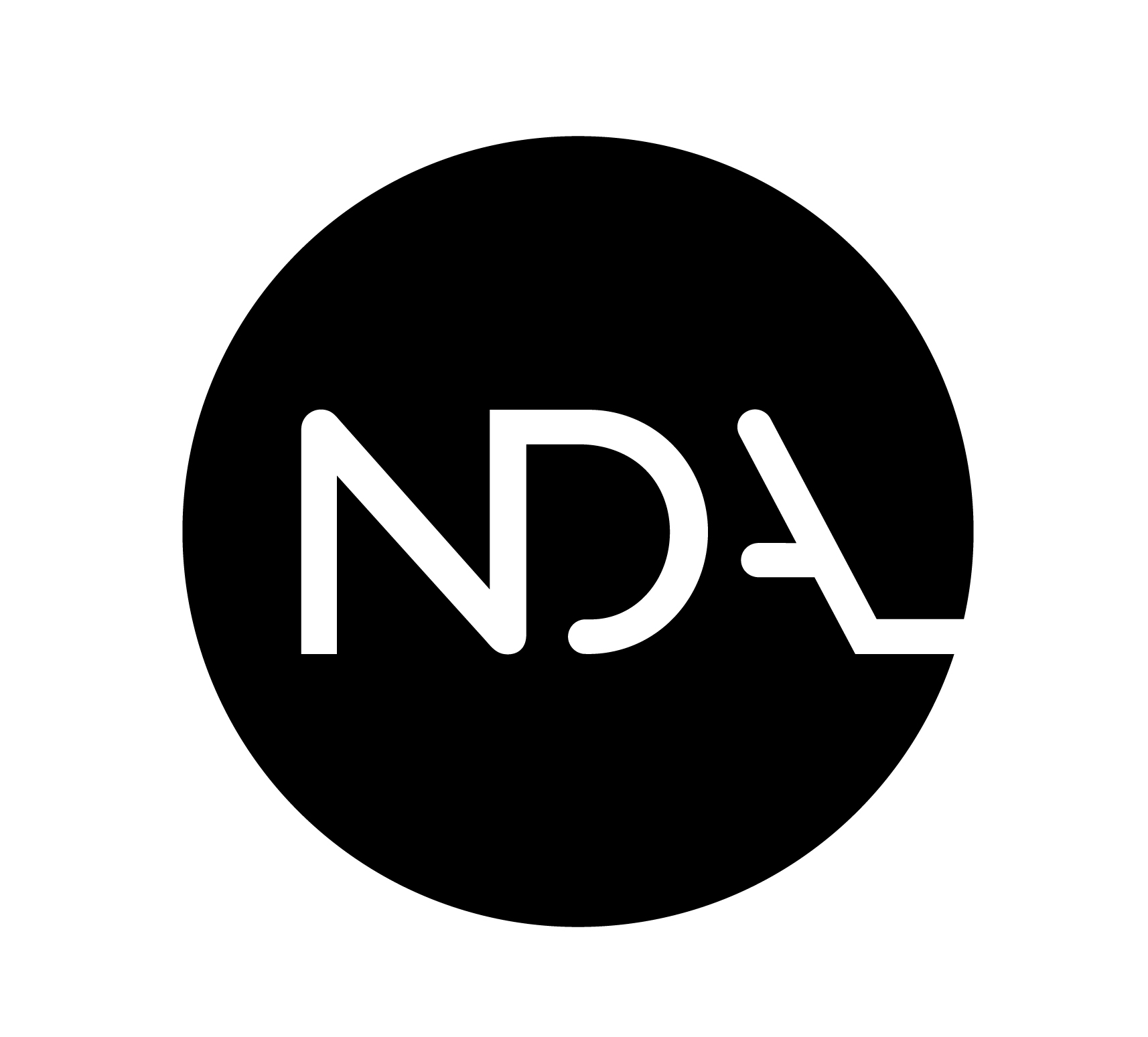 NDA final logo Black