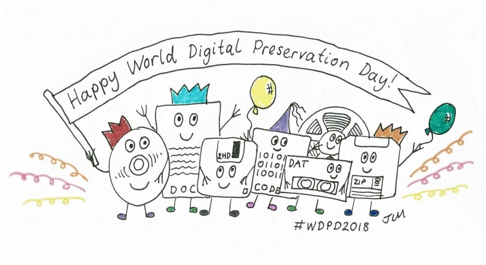Happy World Digital Preservation Day