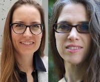 Jeanne Kramer-Smyth and April Miller