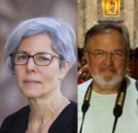 Robert Buckley and Melitte Buchman