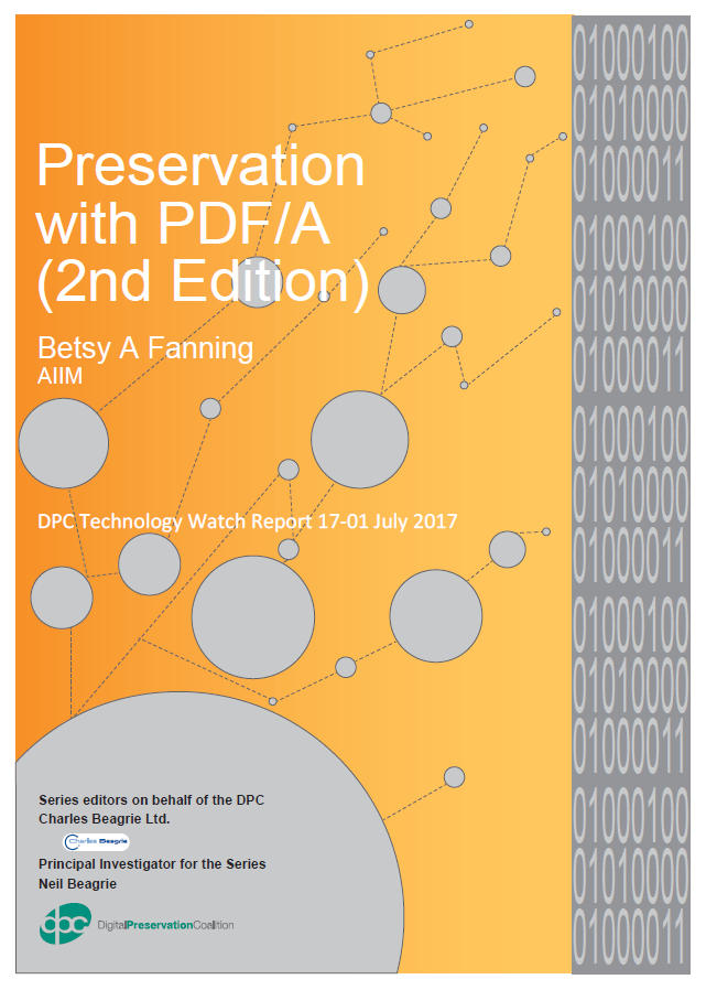 PreservingPDF Cover
