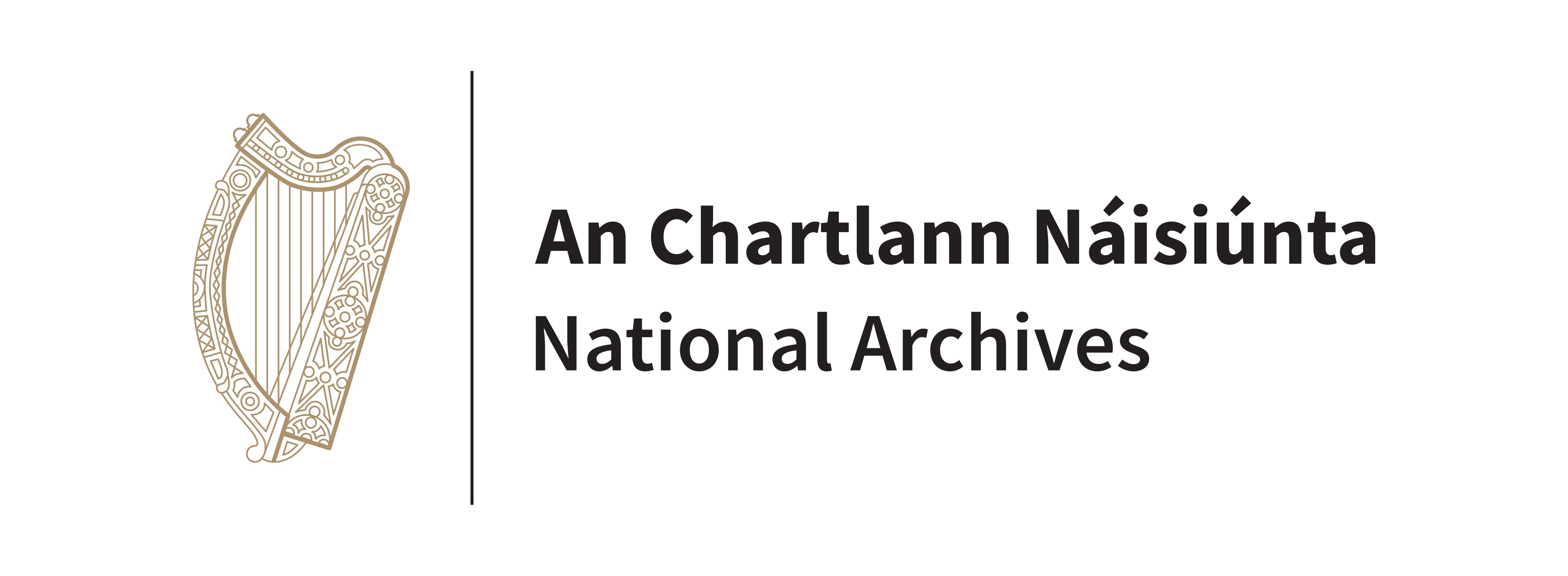 National Archives Logo in RGB