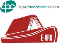 DPC and E-ARK logos