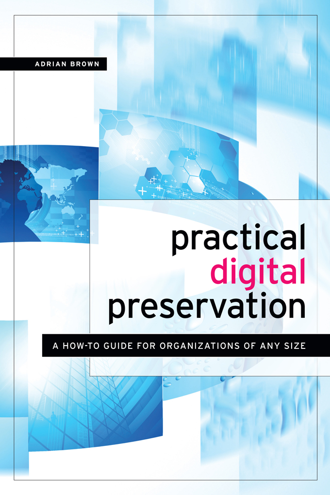 practical digital preservation 1 - ala edition cover