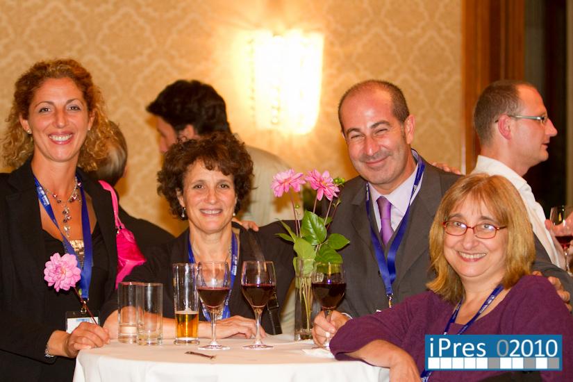 premis team at iPres 2010