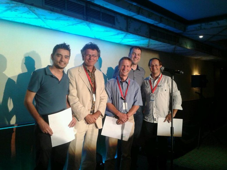 Best Paper Winners from the TIMBUS project